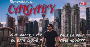 Descubriendo CALGARY! La ciudad VAQUERA de CANADÁ!🇨🇦 Tu vendrías a vivir aquí?