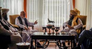 Estados Unidos trabaja directamente con los líderes talibanes para intentar salvar la crisis de Biden en Afganistán